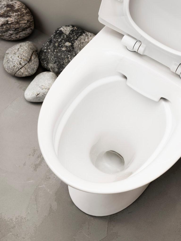 Ifö, Spira wc-stol, rimfree, (utan spolkant)