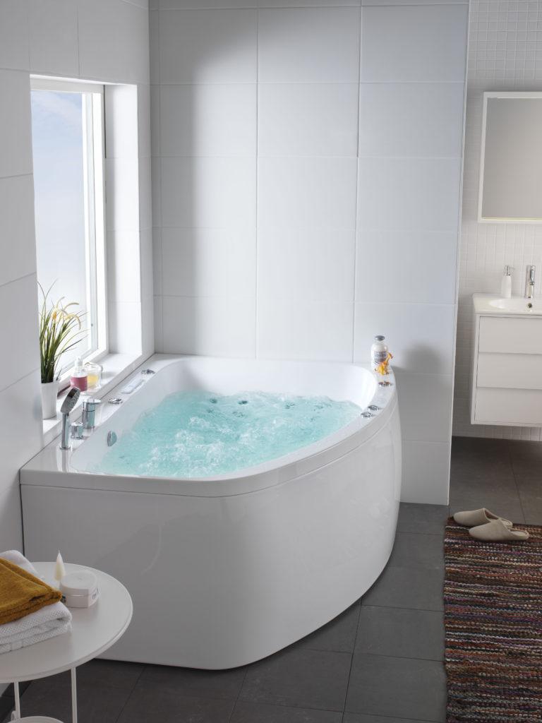 Hafa, Aqua massagebadkar 160